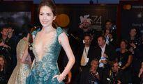 Sao hạng A Đài Loan bị ngó lơ trên thảm đỏ LHP Venice
