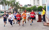 Quận Ba Đình tổ chức cuộc thi chung kết giải chạy Báo Hànôịmới