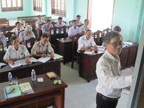 Thầy giáo dạy chữ Hán - Nôm miễn phí
