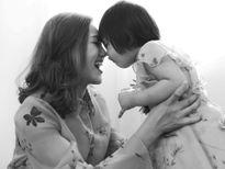 'Tâm sự với con' của mẹ đơn thân Nguyễn Thạc Giáng My