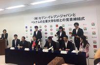 Sinh viên Việt Nam có cơ hội thực tập tại 'người khổng lồ' 7 - Eleven Japan