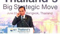 Thủ tướng Thái 'nổi đóa' vì Thaksin được yêu thích hơn