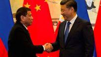 Trung Quốc lại làm đường sắt cho Philippines