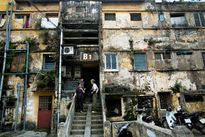 Hạn chế 'hiệu ứng mặt tiền' trong cải tạo chung cư cũ