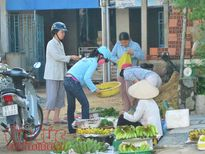 TP Hồ Chí Minh kiên quyết 'xóa sổ' chợ tự phát