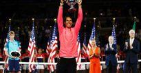 Nadal vô đối US Open: Ẵm gần trăm tỷ, gửi lời tri ân đặc biệt