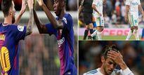Tiêu điểm V3 La Liga: 'Máy ghi bàn' Messi, Real nhớ Ronaldo phát điên