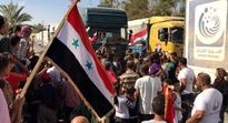 Quân đội Syria nối thông tuyến đường huyết mạch của Deir ez-Zor