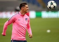 Vừa đến Roma, Torres đã lao vào luyện tập