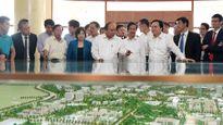 Thủ tướng: Không 'ngồi hội trường bàn mãi', phải quyết tâm có khu đô thị đại học