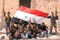 Quân đội Syria đã giải phóng hoàn toàn 85% đất nước khỏi khủng bố