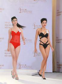 Ngắm thí sinh Hoa hậu Hoàn vũ phía Nam khoe dáng với bikini