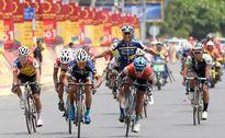 Loic xuất sắc bảo vệ áo vàng giải xe đạp quốc tế VTV 2017