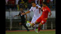 U18 Việt Nam thua đau hơn U22