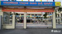 Thu đầu năm: Trường THCS Cao Bá Quát nói được phê duyệt, Phòng GD&ĐT nói chưa?
