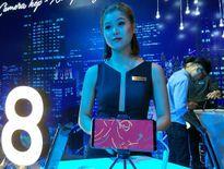 Note8 ra mắt tại Việt Nam, có thể thanh toán bằng cách chạm điện thoại