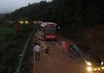 Điện Biên: Tiếp tục ách tắc giao thông trên Quốc lộ 279