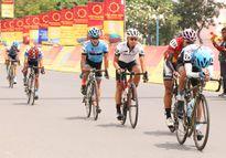 Chặng 11 giải đua xe đạp VTV Cúp: Chiến thắng cho đội Philippines