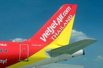 Vietjet Air Thái Lan bị ngừng bay chặng quốc tế