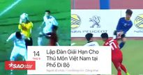 Chuyện lạ: Fan tổ chức lập đàn giải hạn cho các thủ môn Việt Nam