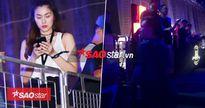 Vợ chồng 'bỉm sữa' Hà Tăng - Louis Nguyễn lặng lẽ xuất hiện tại concert The Chainsmokers
