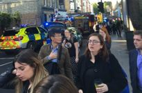 Nổ lớn tại ga tàu điện ngầm London, nhiều người bị thương