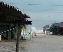 Đồ Sơn 'thất thủ', Nam Định đường biến thành sông