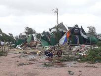 Nghệ An: Bão số 10 càn quét gây thiệt hại nặng nề