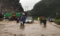 Tin thời tiết ngày 18/9: Bắc Bộ mưa dông