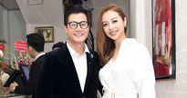 Jennifer Phạm và Quang Dũng tái ngộ trong sự kiện tại Hà Nội