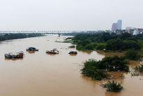 Sông Cái mùa nước cường