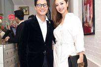 Jennifer Phạm vui vẻ bên cạnh chồng cũ Quang Dũng