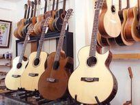 Báo Mỹ viết về 'phố guitar' độc nhất vô nhị ở TP.HCM