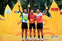Jiung Jang giành Áo vàng Giải Xe đạp quốc tế VTV Cup Tôn Hoa Sen 2017