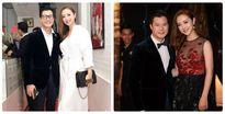 Sau cuộc hôn nhân ồn ào, Hoa hậu Jennifer Phạm và chồng cũ Quang Dũng gặp lại có thái độ 'lạ' thế này!