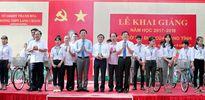 Công đoàn cơ sở Ngân hàng Chính sách Xã hội Thanh Hóa: Trao tặng xe đạp và học bổng cho 200 học sinh nghèo vượt khó