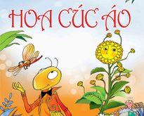 Truyện thiếu nhi 'Hoa cúc áo' bị vi phạm bản quyền