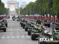 Mỹ muốn học Pháp phô trương sức mạnh quân sự dịp Quốc khánh
