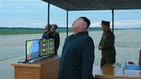 Phòng thủ Nhật Bản đón lõng tên lửa Triều Tiên