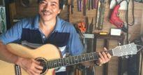 Phố guitar giữa lòng Sài Gòn lên báo Mỹ