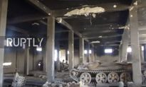 Cận cảnh kho vũ khí 'khủng' của IS bị tịch thu