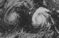 Chuyện gì xảy ra khi 2 siêu bão gặp nhau?