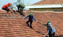Lực lượng vũ trang Quân khu 4 nỗ lực giúp dân khắc phục hậu quả bão