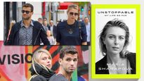 Chuyện tình đẫm lệ của kiều nữ Sharapova