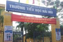 Hà Nội: Giải trình chi tiết về 20 khoản thu của trường tiểu học Hải Bối
