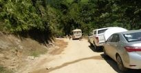 Sạt lở kinh hoàng ở Yên Bái, huyện Trạm Tấu bị cô lập hoàn toàn