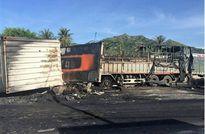 Hai vụ tai nạn liên hoàn xảy ra trong đêm, 1 người tử vong