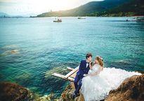 Bộ ảnh cưới đẹp long lanh của cặp đôi nổi tiếng quen nhau qua Facebook