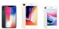 iPhone 8 và iPhone 8 Plus vẫn 'đủ tốt' để bỏ qua iPhone X