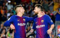 Vùi dập Eibar, Messi chinh phục tiếp cột mốc khủng